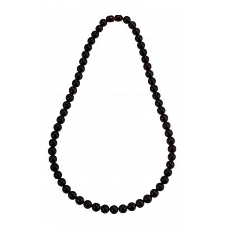 Playful beads of tiny amber beads