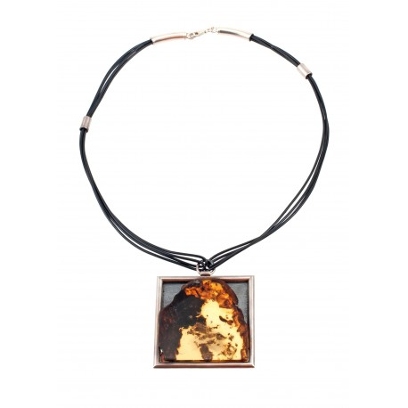 Original amber necklace