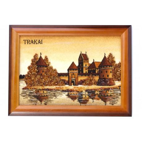 """Picture """"Trakai"""""""