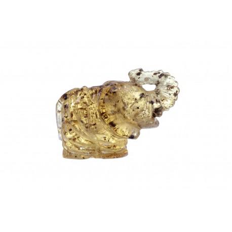 "Amber figure ""Elephant"""