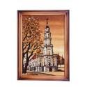 """Painting """"Kaunas Town Hall"""""""