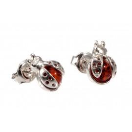 """Earrings """"Ladybirds"""""""