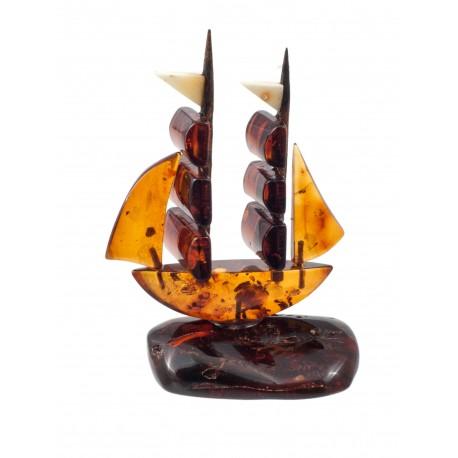 Amber boat