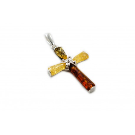 Tricolor Cross