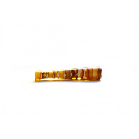 Amber mouthpiece