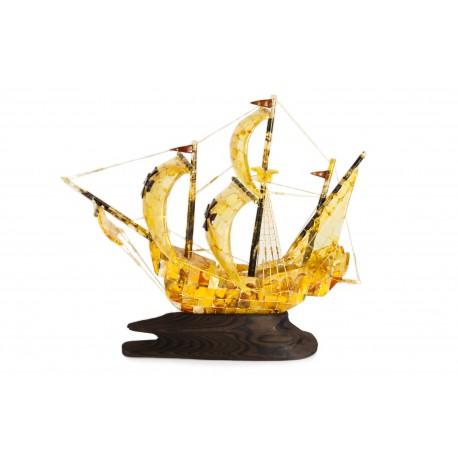 Amber ship
