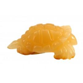 """Amber figurine """"Tortoise"""""""