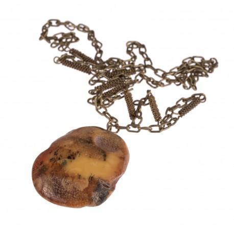 "Antiquarian pendant ""Lithuanian Sun"""
