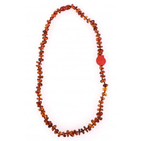 "Amber beads ""The Ocean"""