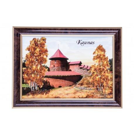 """Paveikslas """"Kauno pilis"""""""