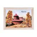 "Amber picture ""Kaunas castle"""