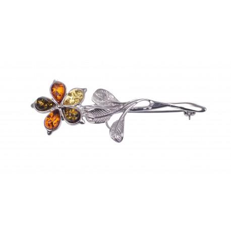 Sidabrinė segė - gėlė