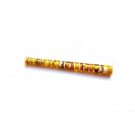 Amber mouthpiece