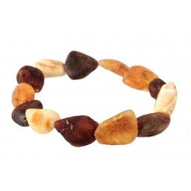 Natural Baltic amber bracelet