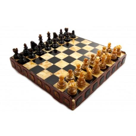 Amber chess