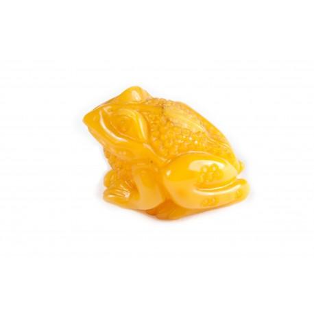 Amber figurine