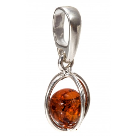 """Silver pendant """"Protection"""""""