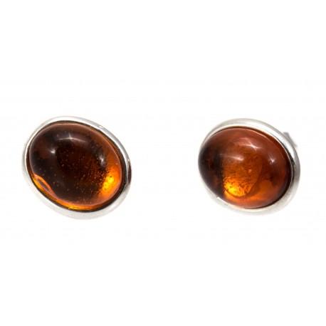 """Silver earrings """"Honey"""""""