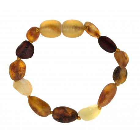 Children amber bracelet